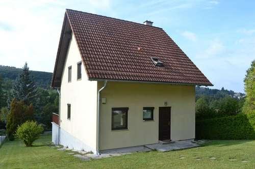 Wohnen, wo der Wienerwald am schönsten ist - Einfamilienhaus mit sonnigem Grundstück