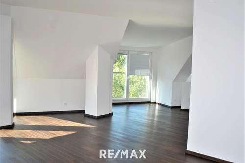 Großzügige Dachgeschossmaisonette mit 3 Terrassen und tollem Fernblick
