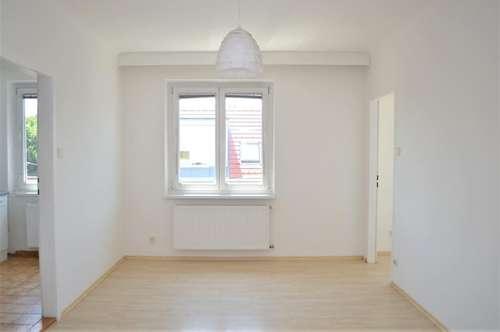 Nette und helle 2 Zimmerwohnung - ideal für Singles und Pärchen!