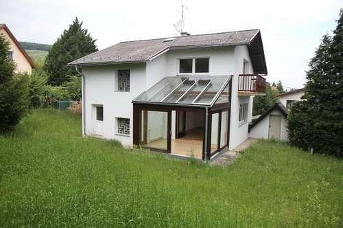 ONLINE-BESICHTIGUNG! Villenlage in Klosterneuburg, Einfamilienhaus auf 3 Etagen, 192 m² NFL / 666 m² Grund, 2 Garagen!