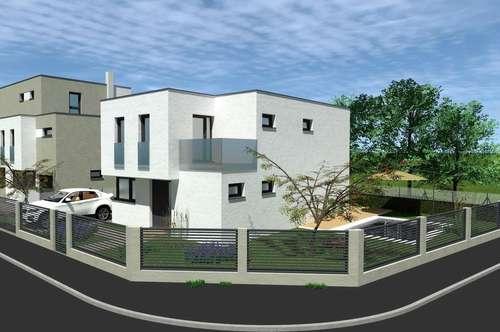 Einfamilienhaus mit 215 m² Garten + 3 Zimmer + Balkon - IHR WUNSCHGRUNDRISS ist noch möglich! (Wohnkeller optional)
