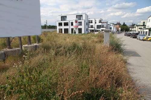 PERCHTOLDSDORF 707 m² ebener aufgeschlossener Baugrund für Einfamilienhaus oder Doppelhaus