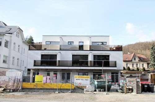 47 m² DACHTERRASSE! ECKHAUS mit 243 m² NFL + 2 Balkone + Garten mit Terrasse + 2 PKW-Plätze!