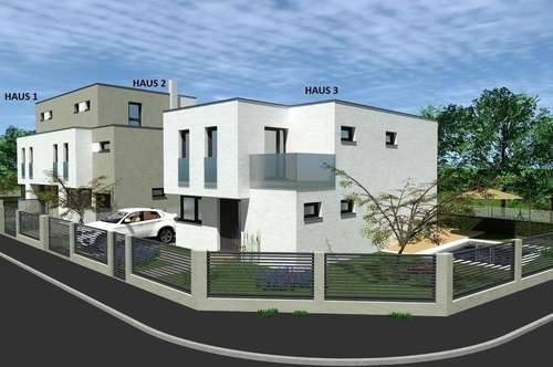 Einfamilienhaus mit 215 m² Garten + 3 Zimmer + Balkon - IHR WUNSCHGRUNDRISS ist noch möglich!! (Wohnkeller optional)