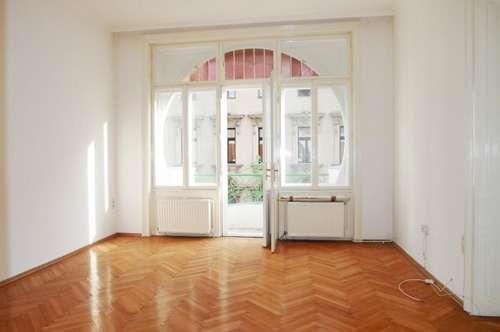 TERRASSE + BALKON mit 3 Zimmer / Nähe U4 Pilgramgasse im belgischem Jugendstilhaus!
