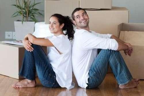 Gelegenheit: Wohnung mit 61 qm Wfl. im OG und DG