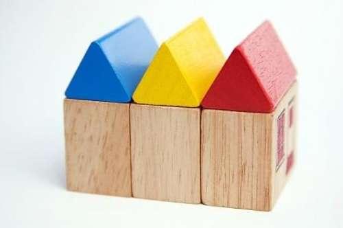 Einfamilienhaus mit 481 qm Grund in einer Einschicht