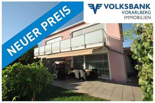 Sehr gepflegte Doppelhaushälfte in Hohenems!