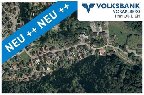 Geräumige Mietwohnung mit Gartenanteil in Hohenems!