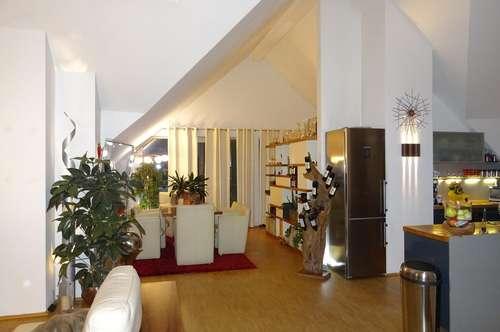STILVOLLES WOHNEN IN AIGEN - Außergewöhnliche Penthousewohnung mit dem gewissen Etwas