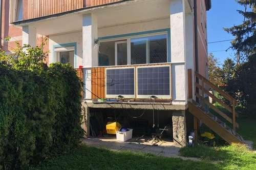DREIFAMILIENHAUS - 3 Zimmer mit Balkon und Gartenanteil um  NUR € 887,00 inkl. BK und Mwst