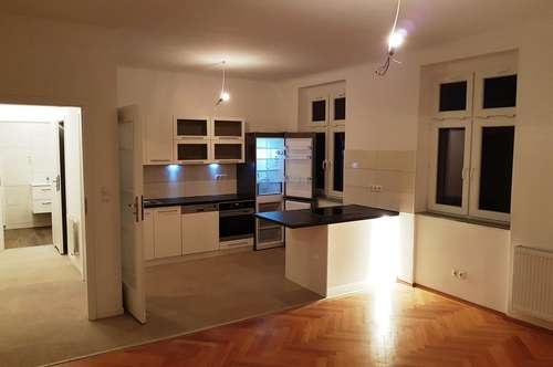 Erstbezug - sehr helle generalsanierte ~ 73 m² in 1020 Wien