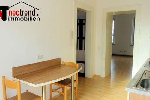 Zentrale, ruhige und freundliche Kleinwohnung mit Loggia!