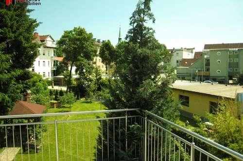 140 m² Maisonette mit großer Terrasse, hell, ruhig und zentrumsnah!
