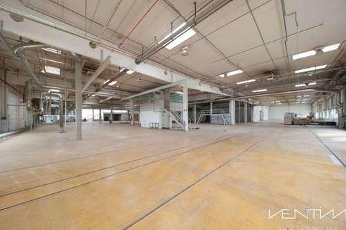Lager//Produktion//Büro – ab ca. 1.000 m² bis 12.000 m²