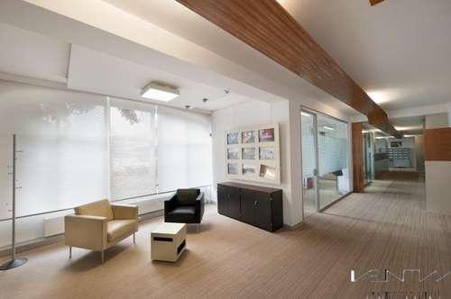 Top ausgestattete Büroflächen mit Showroom ab 500 m²