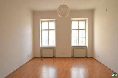 Helle 2-Zimmer-Wohnung nahe der Mariahilfer Straße