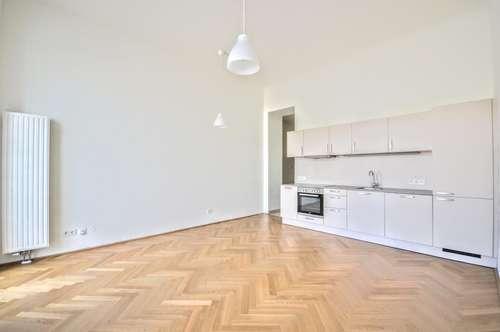 Helle und ruhige 2-Zimmerwohnung mit Balkon in 1070 Wien
