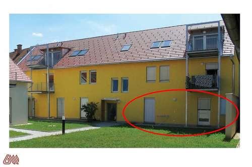 PROVISIONSFREIE 3-Zimmer Wohnung mit Garten u. Terrasse
