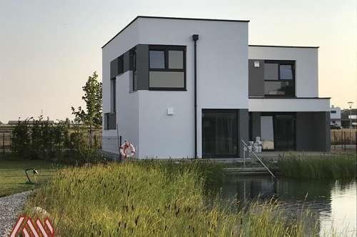 Architektenvilla am Wasser