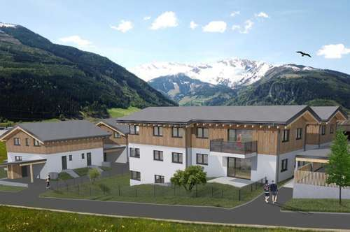 Holztraum Tobersbach - Doppelhaushälfte 1
