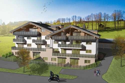 Holztraum Goldegg - Buchberg