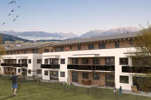 Holztraum Tamsweg Zirbenweg Haus A Penthouse A8
