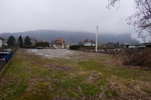 Unbebautes Industriegrundstück zwischen Graz u. Bruck- Miete oder Pacht!