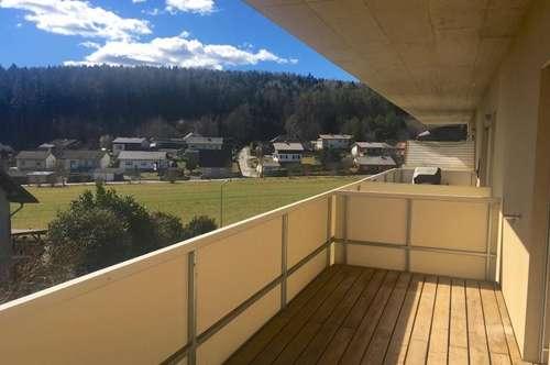 PROVISIONSFREI! Terrassentraum mit herrlichen Ausblick!