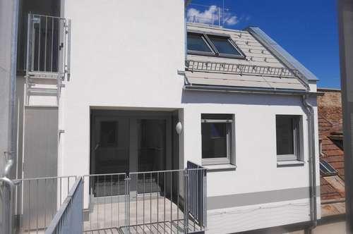 ERSTBEZUG - STADTAPPARTMENT mit BALKON