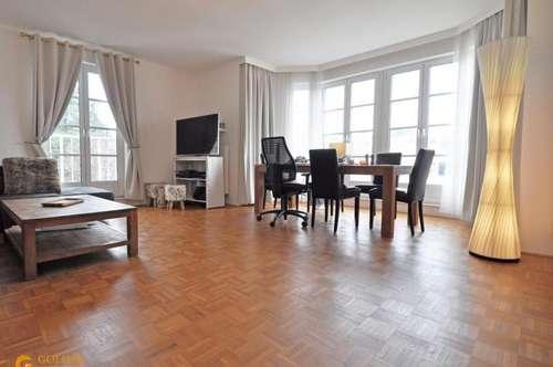 GROSSZÜGIGE, HELLE 2 Zimmer Wohnung mit FERNBLICK - in schöner RUHE-Lage