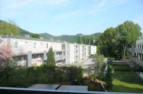Wohnpark Gösting: Top Garconniere + Terrassenbalkon + TG-Platz