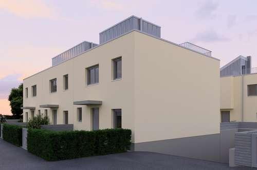 Eck-Reihenhaus in der Josefiau - Neubau -