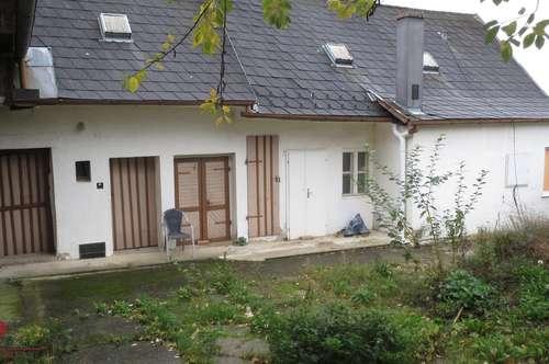 Bauernhaus mit 2 großen Stadeln in ruhiger Lage - Bezirk Oberpullendorf!!!