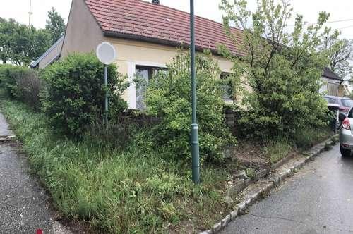 Kleines, feines Häuschen inmitten von Grünen und Weinbergen