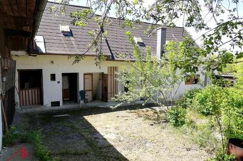 Kleines Bauernhaus im Bezirk Oberpullendorf mit viel Platz!!!