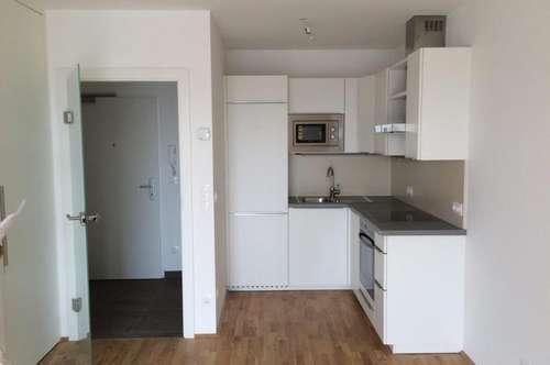 ERSTBEZUGSCHARAKTER - Annenviertel - 35m² - 2 Zimmer - perfekte Raumaufteilung - schöner 14m² Süd-Balkon