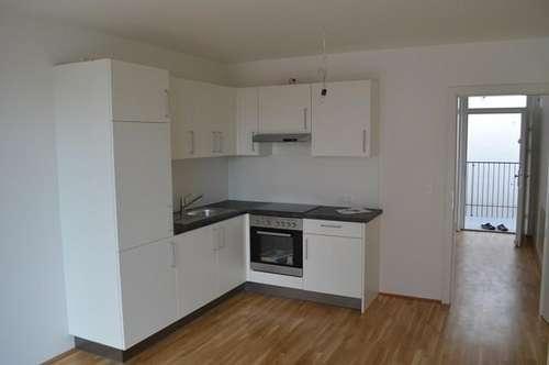 Liebenau - 53 m² - 3 Zimmer Wohnung - 15 m² Balkon im letzten Stock