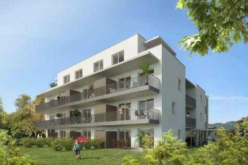 Jakomini - ERSTBEZUG - 35m² - 2 Zimmer Wohnung - großer Balkon - inkl. Carport-Parkplatz