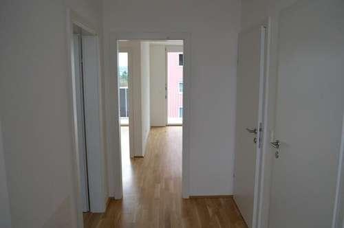 PROVISIONSFREI - Liebenau - 53 m² - 3 Zimmer Wohnung - 15 m² Balkon im letzten Stock