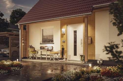 Massives Haus mit Eigengrund nahe Wr. Neustadt, 40 Min von Wien