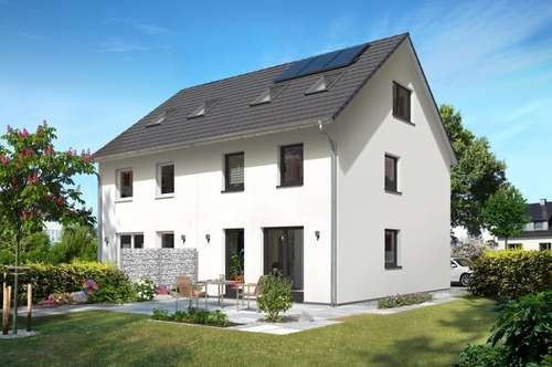 Massives Doppelhaus mit Grundstück in Wiener Neustadt