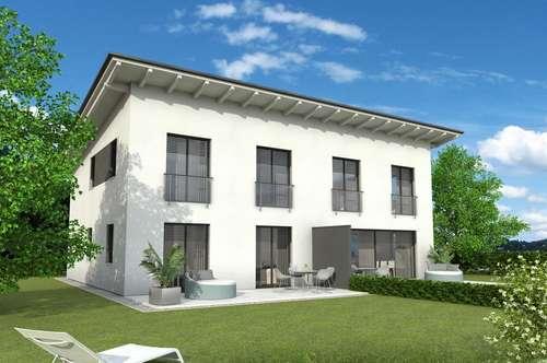 Grundstück inkl. Doppelhaushälfte in St. Georgen