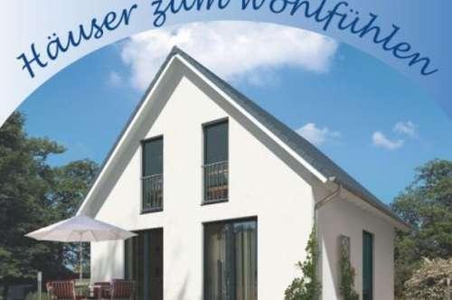 schlüsselfertiger Neubau voll förderbar Ziegel Massiv Haus inkl. aufgeschlossenem Baugrundstück