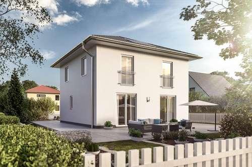 Neubau-Massivhaus mit perfekter Infrastruktur nahe Wien