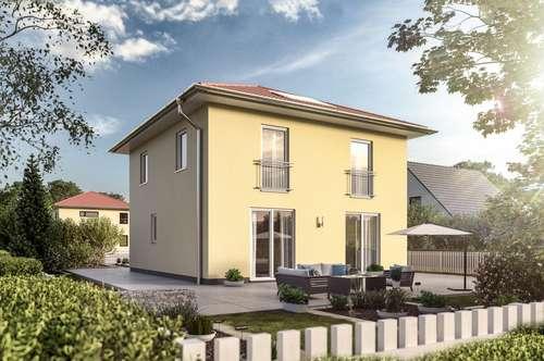 500 m2 Grund mit 115 m2 Stadtvilla in Wifleinsdorf nahe Zug S60, Autobahn A4, B10