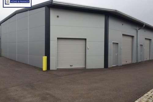 """Neue Top- Garagen und Lagerhallen in Bruck an der Leitha """"PROVISIONSFREI"""""""