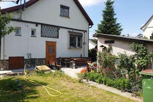 Haus mit traumhaften Garten