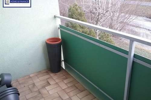 GÜNSTIGE Mietwohnung mit Balkon in EBENFURTH !!!