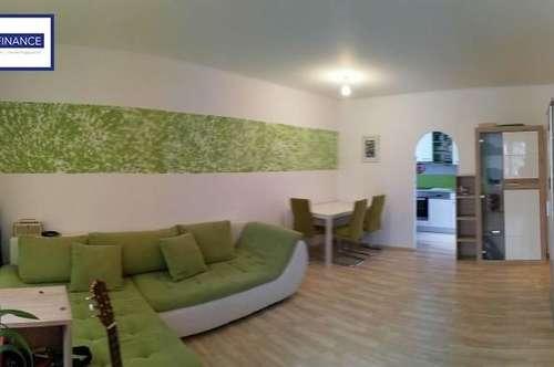 Ruhige, gut gelegene 2 Zimmerwohnung mit verglaster Loggia, inkl.1 Kfz-Stellplatz im Freien, Neubau, Nähe Hyrtl Park, Nähe Badner Bahn (ca.5 Gehminuten entfernt)